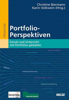 Portfolio-Perspektiven von Biermann,  Christine, Volkwein,  Karin