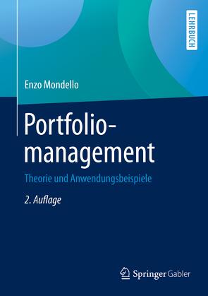 Portfoliomanagement von Mondello,  Enzo