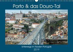 Porto & das Douro-Tal (Wandkalender 2019 DIN A3 quer) von Brehm - frankolor.de,  Frank