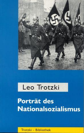 Porträt des Nationalsozialismus von Trotzki,  Leo