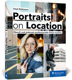 Porträts on Location von Brikmann,  Vitali