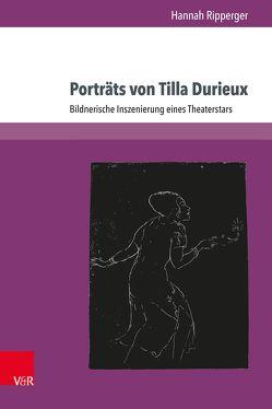 Porträts von Tilla Durieux von Reisinger,  Hannah