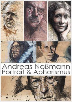 Portrait & Aphorismus von Nossmann,  Andreas