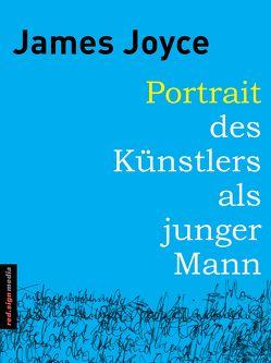 Portrait des Künstlers als junger Mann von Goyert,  Georg, Joyce,  James