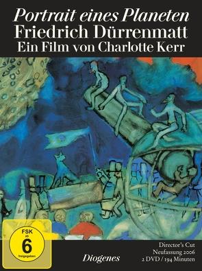 Portrait eines Planeten – Friedrich Dürrenmatt von Kerr Dürrenmatt,  Charlotte