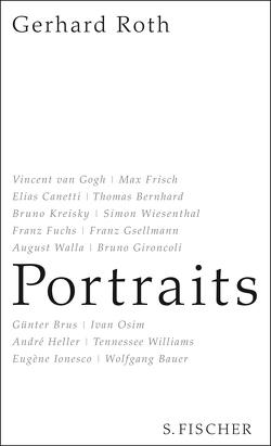 Portraits von Roth,  Gerhard