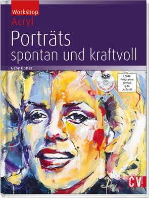 Porträts von Dotter,  Gaby