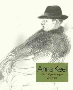 Porträtzeichnungen 1977 bis 1979 von Keel,  Anna