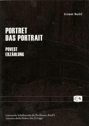 Portret /Das Portrait von Ruzic,  Ernest