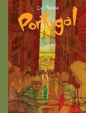 Portugal von Pedrosa,  Cyril, von der Weppen,  Annette