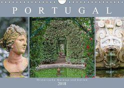 Portugal – Historische Quintas und Gärten (Wandkalender 2018 DIN A4 quer) von Meyer,  Dieter