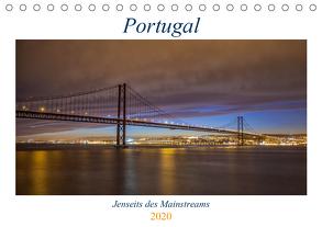 Portugal – Jenseits des Mainstreams (Tischkalender 2020 DIN A5 quer) von TJPhotography