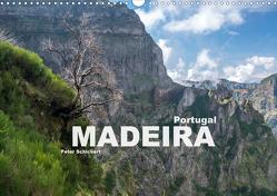 Portugal – Madeira (Wandkalender 2021 DIN A3 quer) von Schickert,  Peter