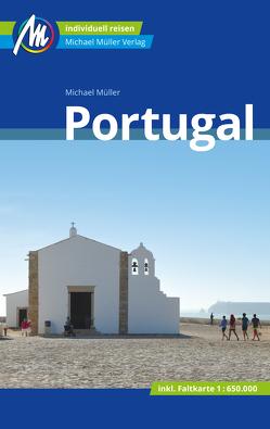 Portugal Reiseführer Michael Müller Verlag von Mueller,  Michael