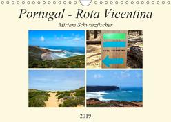 Portugal – Rota Vicentina (Wandkalender 2019 DIN A4 quer) von Miriam Schwarzfischer,  Fotografin