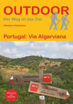 Portugal: Via Algarviana von Heitzmann,  Christiane