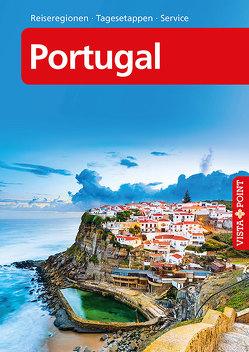 Portugal – VISTA POINT Reiseführer A bis Z von Werner ,  Tobias, Werner,  Gisela