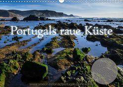 Portugals rauhe Küste (Wandkalender 2019 DIN A3 quer) von Trefoil,  Simeon