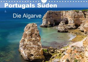 Portugals Süden – Die Algarve (Wandkalender 2021 DIN A4 quer) von Klinder,  Thomas