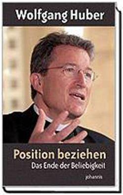 Position beziehen von Huber,  Wolfgang