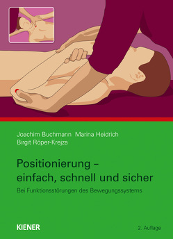 Positionierung – einfach, schnell und sicher von Buchmann,  Joachim, Heidrich,  Marina, Röper-Krejza,  Birgit