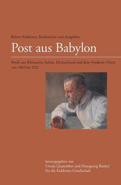 Post aus Babylon. von Bankel,  Hansgeorg, Quatember,  Ursula