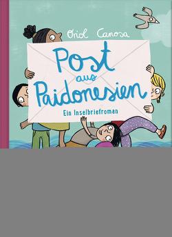 Post aus Paidonesien von Canosa,  Oriol, Lohmann,  Kristin, Töpperwien,  Meike
