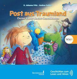 Post aus Traumland von Fritz,  K. Johanna, Gehlen,  Andrea