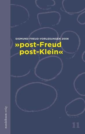'post-Freud – post-Klein' von Diercks,  Christiane, Schlüter,  Sabine