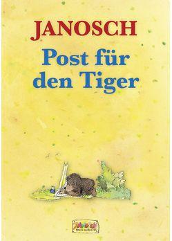 Post für den Tiger von Janosch