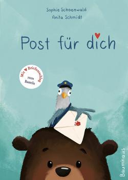 Post für dich von Schmidt,  Anita, Schoenwald,  Sophie