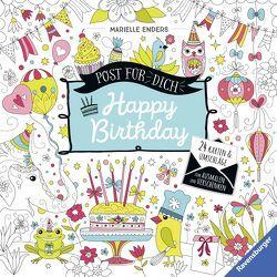 Post für dich! Happy Birthday von Enders,  Marielle