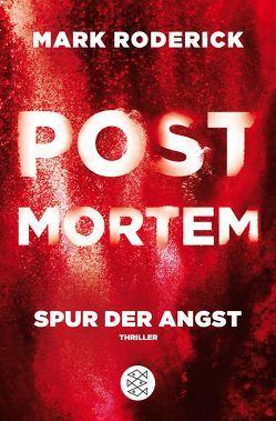 Post Mortem – Spur der Angst von Roderick,  Mark
