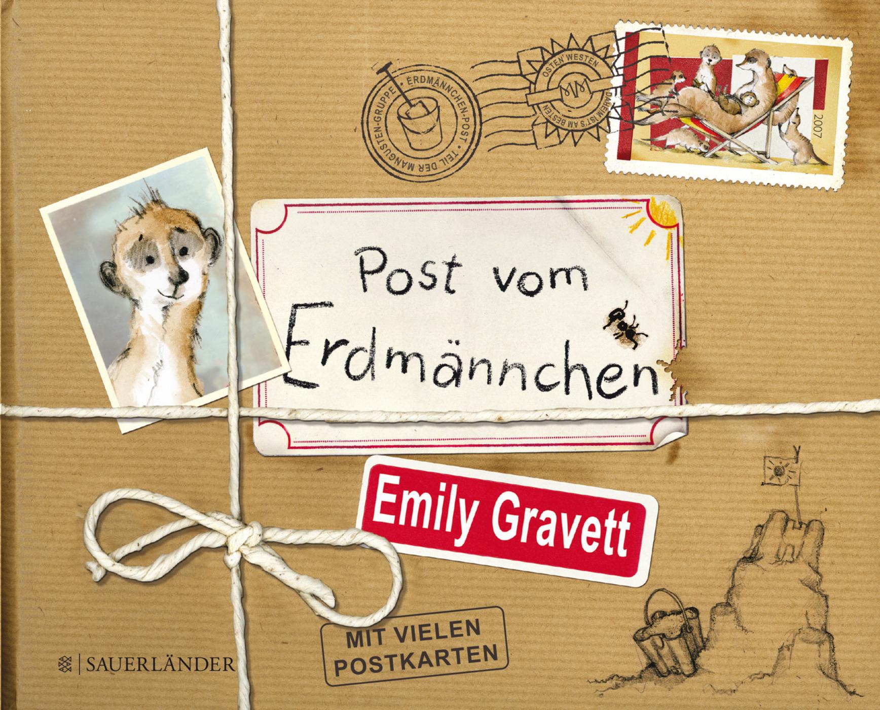 Briefe Für Emily : Post vom erdmännchen mini ausgabe von gravett emily