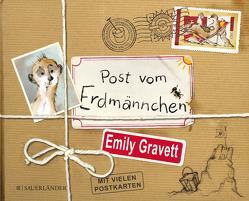 Post vom Erdmännchen (Mini-Ausgabe) von Gravett,  Emily, Gutzschhahn,  Uwe-Michael