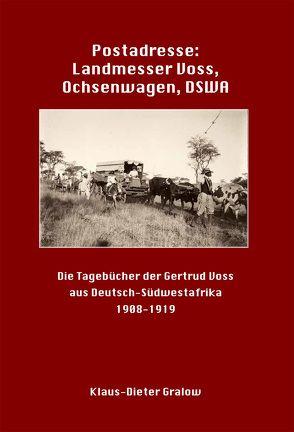 Postadresse: Landmesser Voss, Ochsenwagen, DSWA von Gralow,  Klaus-Dieter