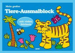 Poster Malbücher Tiere von garant Verlag GmbH