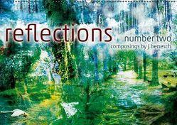 posterbuch reflections number two (PosterbuchDIN A2 quer) von j.benesch,  k.A.