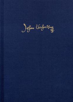 Postilla (1613) Teil 2: Palmarum bis Pfingsten von Gerhard,  Johann, Steiger,  Johann Anselm