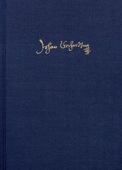 Postilla (1613), Teil 4: Predigten zu den Apostel- und Festtagen von Gerhard,  Johann, Steiger,  Johann Anselm