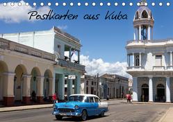 Postkarten aus Kuba (Tischkalender 2020 DIN A5 quer) von Dobrindt,  Jeanette