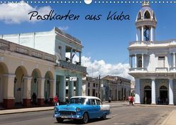 Postkarten aus Kuba (Wandkalender 2019 DIN A3 quer) von Dobrindt,  Jeanette