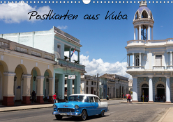 Postkarten aus Kuba (Wandkalender 2020 DIN A3 quer) von Dobrindt,  Jeanette