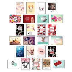Postkarten Hochzeit – 25 Postkarten Liebe von Wirth,  Lisa