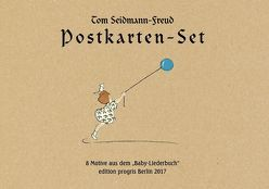 Postkarten-Set Tom Seidmann-Freud von Freud,  Tom, Seidmann-Freud,  Tom