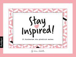 Postkarten Sprüche – Postkarten Set mit 25 hochwertigen versch. liebevollen Motiven und wunderschönen Sprüchen und Zitaten von Wirth,  Lisa