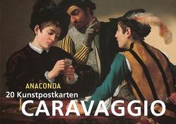 Postkartenbuch Caravaggio von Caravaggio