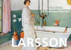 Postkartenbuch Carl Larsson