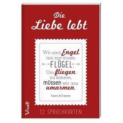 Postkartenbuch »Die Liebe lebt«