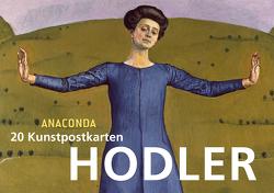 Postkartenbuch Ferdinand Hodler von Hodler,  Ferdinand